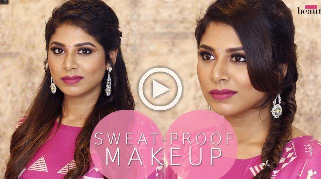 Sweat Proof Makeup for Dandiya