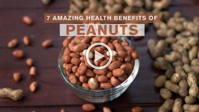 7 Amazing Health Benefits Of Peanuts